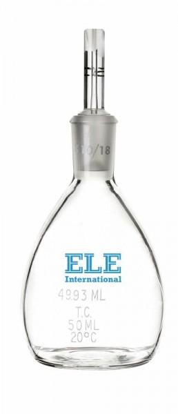 Glass Specific Gravity Bottles | ELE