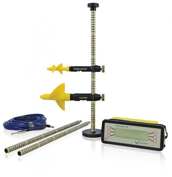 Water Flow Velocity Meter : Ele international large current flow meter wading set